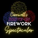 Cornwall Drive-In Firework Spectacular | Saturday 6th November 2021